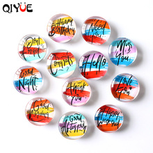 QiYue Patterns Kitchen Fridge Stickers 12 Abstract Letters Fridge Stickers Modern Home Decoration Can Be Customized map of croatia fridge stickers