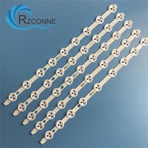 Image 1 - LED Backlight  strip For VES400UNDS 03  VES400UNDS 01 40PFL3008H/12 40PFL3008K/12 40PFL3018K/12 LT 40TW51 40L3453DB 42hxt12u