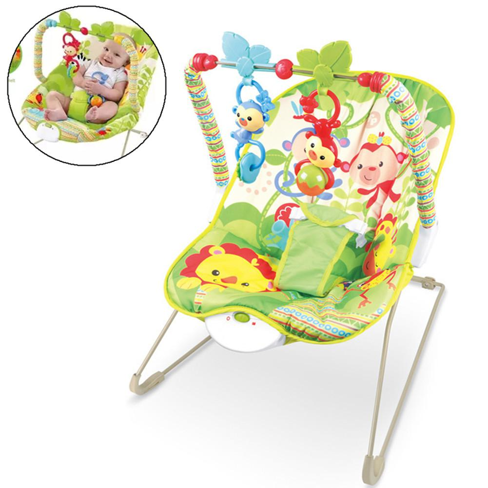 Kidlove Baby Cradle Multi-functional Music Electric Swing Appease Rocking Chair