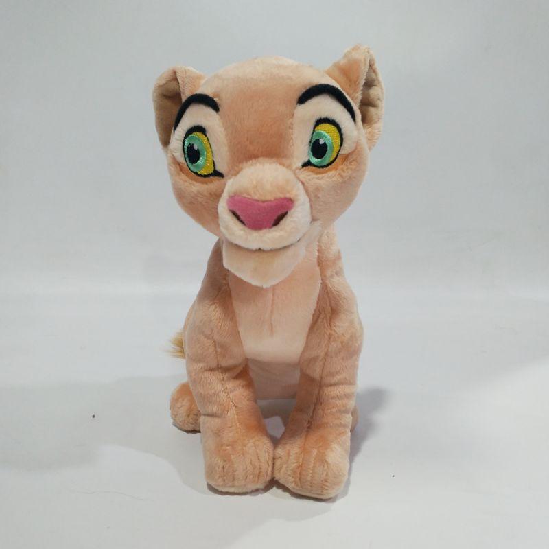 Free Shipping The Lion King Simba doll Nala Stuffed Animals Plush Soft Toys Children Boy Gifts