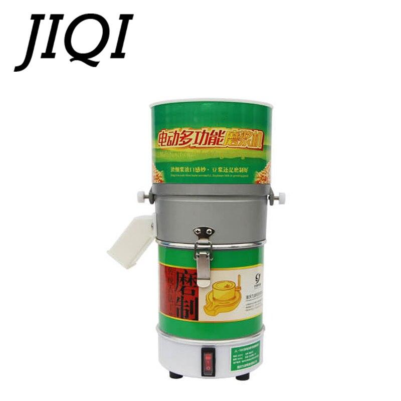 Multifunction electric grinder household stone grinding machine Soymilk rice milk paste sauce sesame peanut butter mill powder