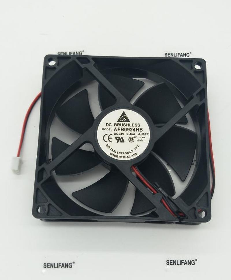 For AFB0924HB DC 24 V 0.45 A 90 * 90 * 25 Mm 9 Cm Converter Cooling Fan