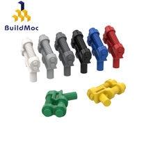 BuildMOC 95199 Space Gun For Building Blocks Parts DIY Construction Classic Brand gift Toys