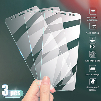 3pcs Tempered Glass For samsung A50 A30 A70 Screen Protection Film For Samsung A30S A50S A10 A20 A60 A70 A10S A20S Protective gl 1