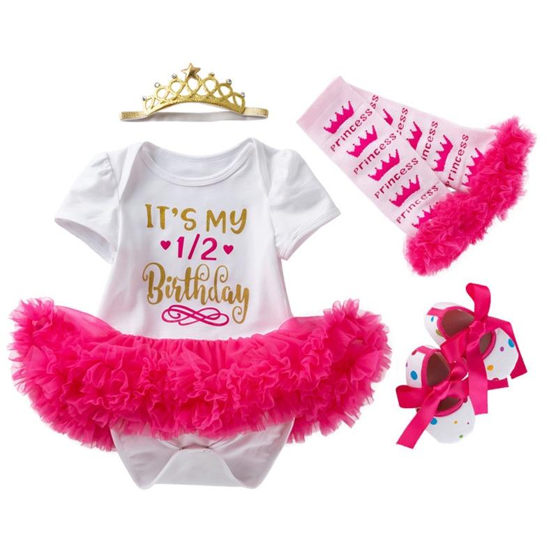 Verão 1 ano vestido da menina do bebê princesa festa meninas tutu vestido da criança crianças roupas do bebê 1st aniversário roupas infantil