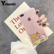 Lovely Bambi And Thumper Luxury Phone Accessories Case For IPhone