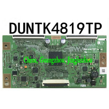 цена на Original sharp logic board CPWBX RUNTK DUNTK4819TP ZA measured shipment warranty 120 days