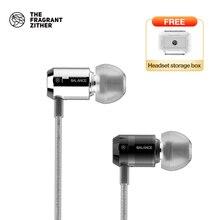 Tfz/Balance1 、有線イヤホンを分離するノイズで耳 3.5 ミリメートルイヤホン、ステレオハイファイイヤフォンヘッドセット携帯電話用MP3 音楽
