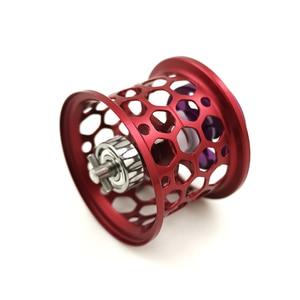 Image 2 - DIY Lightweight microcast Fishing reel spool for 2019 DAIWA STEEZ CT \ ALPHAS CT \ MILLIONAIRE CT CUSTOM HONEYCOMB spool