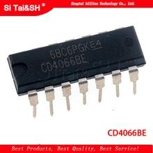 10pcs/lot CD4066BE 4066 CD4066 DIP14 new original