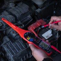 New Automotive Circuit Tester Digital Display Multimeter Automotive Circuit Fault Detection Circuit Maintenance Inspection Sale