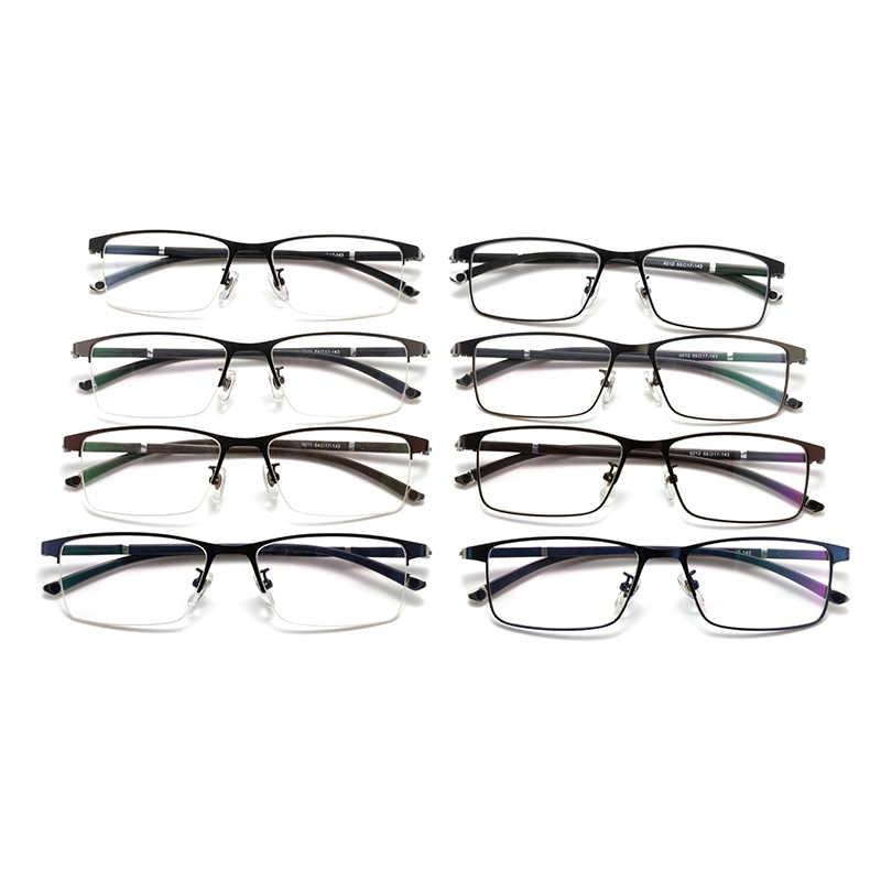 Armação de óculos óculos de prescrição óptica para homens de alta qualidade óculos de armação de óculos