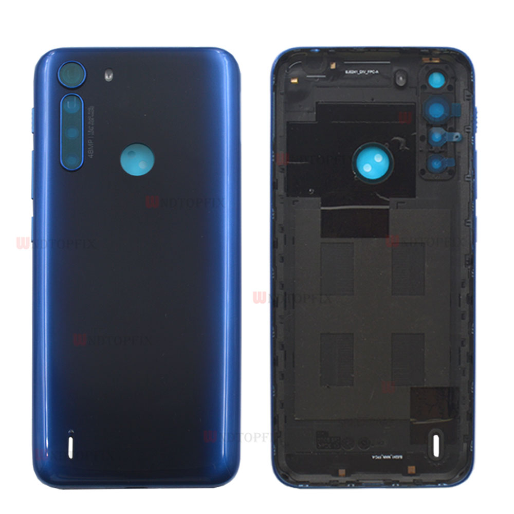 Moto One Fusion Back Battery Cover