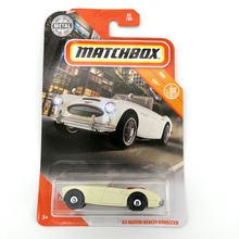 2020 carro da caixa 1:64 carro esportivo 63 austin healey, roadster, material de metal, corpo, corrida, carro, coleção, presente do carro de liga