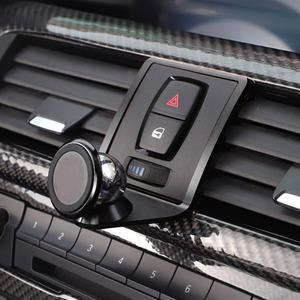 Image 3 - Für BMW 1 3 4 Serie GT F21 F22 F23 F30 F31 F34 F32 F33 F34 F35 F36 F80 F82 m4 Auto Air Vent Handy Halter (Ohne LoGo)