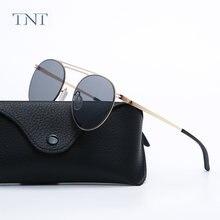 Солнечные очки tnt в стиле ретро с небольшой оправой модные