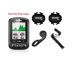 Image 1 - IGPSPORT ANT+ GPS IGS618 Bike Bicycle Bluetooth Wireless Stopwatch Speedometer Waterproof IPX7 Cycling Bike Speedometer Computer