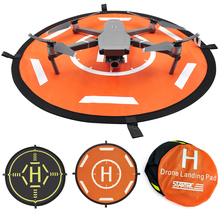 Парковочный фартук посадочная площадка 56 см Вертолетная площадка Водонепроницаемая Складная посадочная площадка для DJI Mavic Pro Platinu Air Spark Drone складные комплекты