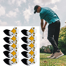 Iron-Head-Covers Golf-Club To 10pcs of Damage Waterproof