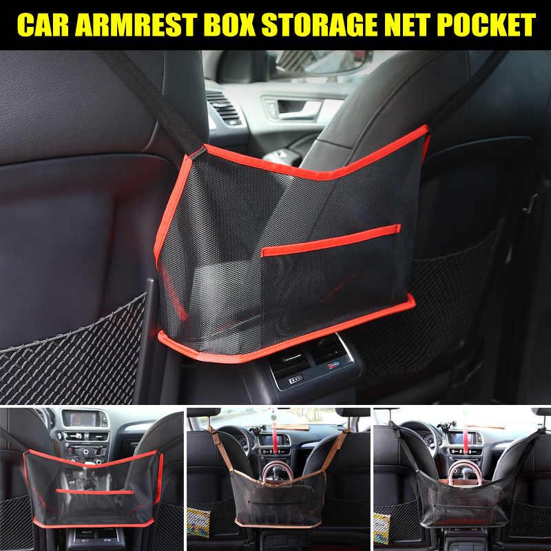 Cargo Tissue Purse Holder Driver Storage Pouch Bag Handbag Holder for Car Car Pocket Handbag Holder