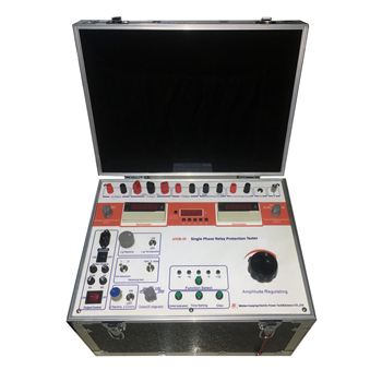 High Speed Secondary Injection Relay Tester/ Current Injection Relay Test Set geya gri8 01 current monitoring relay current range 8a 16a ac24v 240v dc24v overcurrent protection relay