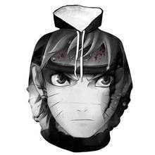 Naruto Anime 3D Hoodie