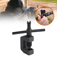 Hunting Weapons Tactical 7.62x39mm Rifle Front Sight Adjustment Tool For Most AK 47 SKS Gun Accessories HT37-0022