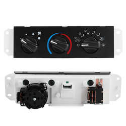 Auto Car A/C Heater Control with Blower Motor Switch 55037473AB 1999 2000 2001 2002 2003 2004 Fit for Jeep Wrangler ABS