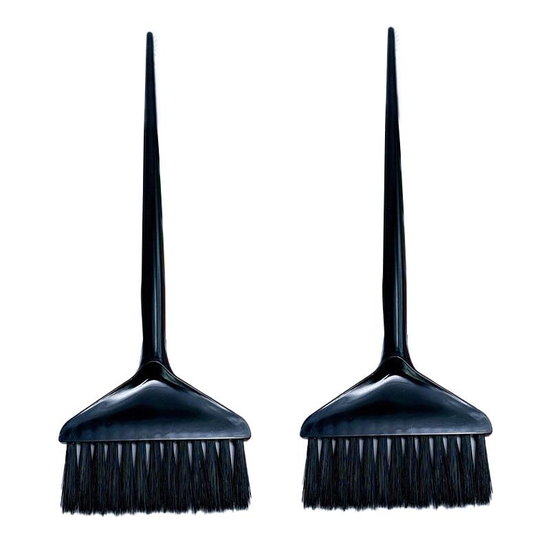 3pcs/set Extra Large Size Hair Dyeing Brushes 7cm Width Hair Home DIY Dye Coloring Hair Brush Comb B