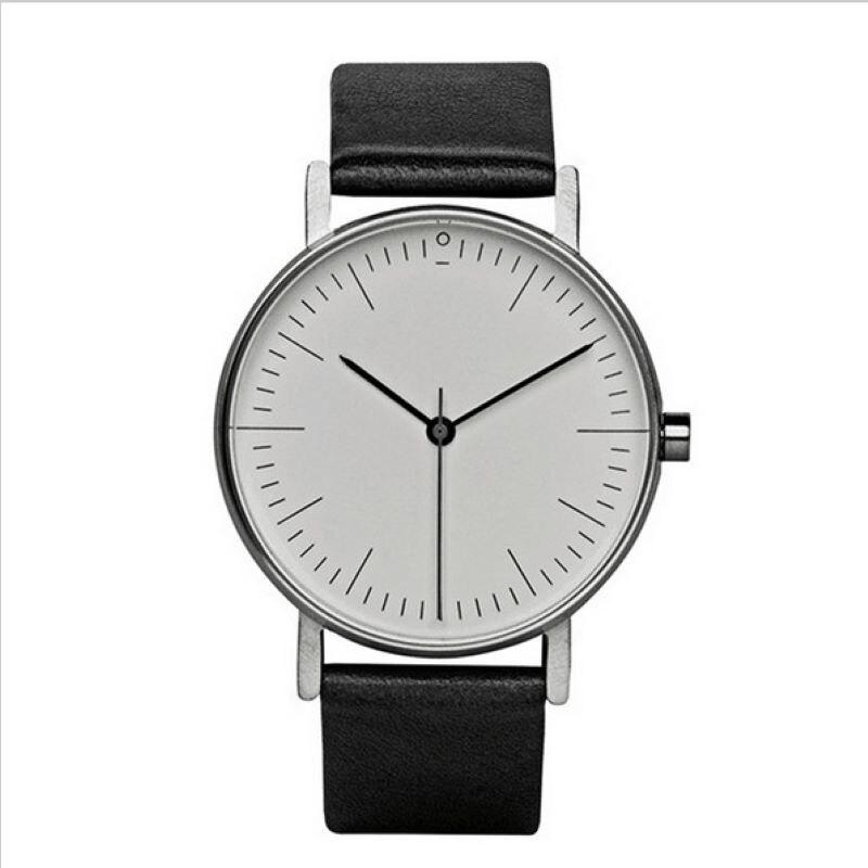 Hot Selling Europe And America Popular Stock Quartz Watch Unisex Fashion Watch