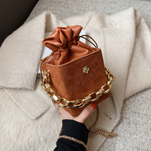 Scrub Leather Box Design Crossbody Bags for Women 2021 Winter High Quality Luxury Trend Handbags and Purses Branded Hand Bag