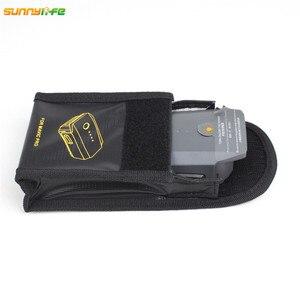 Image 4 - 3Pcs Voor Dji Mavic Pro Lipo Batterij Explosieveilige Veilige Tas Voor Dji Mavic Pro Batterij Brandwerende Opslag doos Bescherming Case