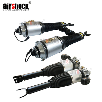 AirShock Rear Air Suspension Air Sping Front Shock Absorber Fit Bentley Continental 3W5616001D(002D) 3W5616039E 3W5616040B