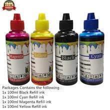 Refill ink For HP 45 78 HP45 HP78 dye ink 400ml for HP 180 280 1220c 3810 3816 3820 3822 6122 6127 920c 930c 932c 940c 950c fit dh 950c