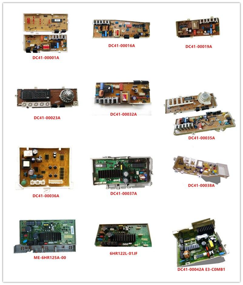 DC41-00001A/00016A/00019A/00023A/00032A/00035A/00036A/00037A/00038A|ME-6HR125A-00| 6HR122L-01JF| DC41-00042A E3-C0MB1 Used