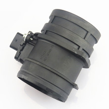 цена на HONGGE Mass Air Flow Meter Maf Sensor AFH6037 For Golf Passat CC Sharan A3 A4 A5 A6 Q3 Q5 TT Seat 06J906461D 06J 906 461D
