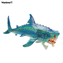Model-Toy Figurine Creature Eldrador 3-12-Dinosaur Wantmoin Fish-Toy Collection Monster
