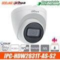 Оригинальная IP-камера Dahua 4K, камера видеонаблюдения, 8 Мп, стандартная POE, слот для карты с микрофоном, H.265, ИК 30 м, IVS, Onvif, IP67, Starlight