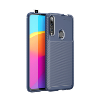 style protective For Huawei Y9 Prime 2019 Case Business Style Silicone Shell Coque TPU Back Phone Cover Protective Case For Huawei Y9 Prime 2019 (3)
