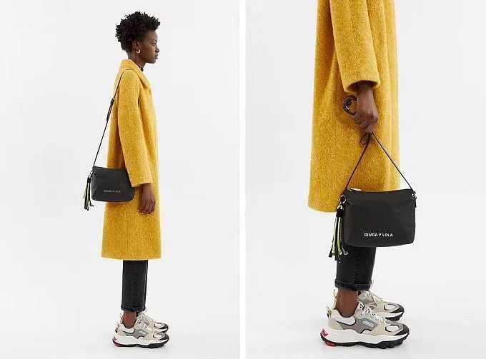 Luxus handtaschen frauen mode taschen frauen 2020 bimba und lola taschen 25*19*9cm