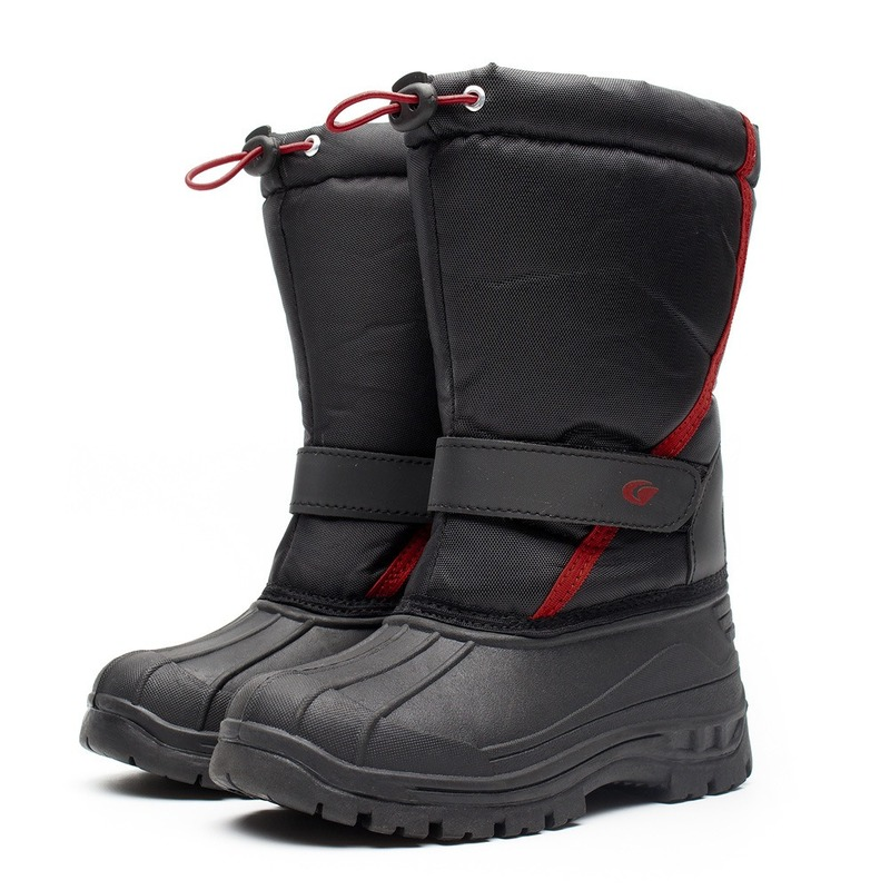 Children Boots Boys Snow Boots Girls Sport Children Shoes For Boys Sneakers Fashion Leather Child Shoes Kids Boots 2019 Winter