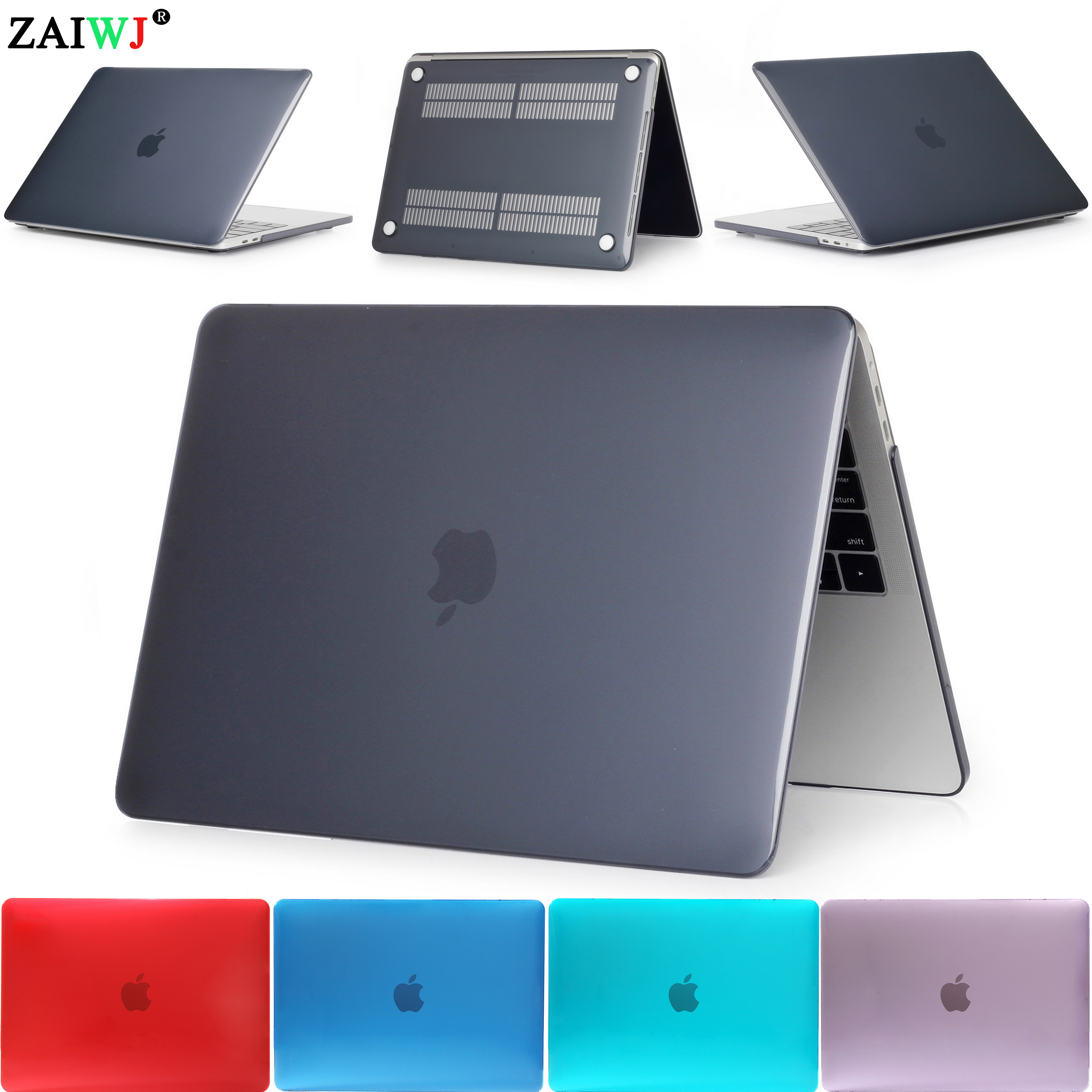 2020 3D Laptop case for Air 13 A2179 A1932 for Pro Retina 11 12 13 15 16 Touch bar ID A2251 A2289 Keyboard Cover-RS-20-Air 11 A1370 A1465