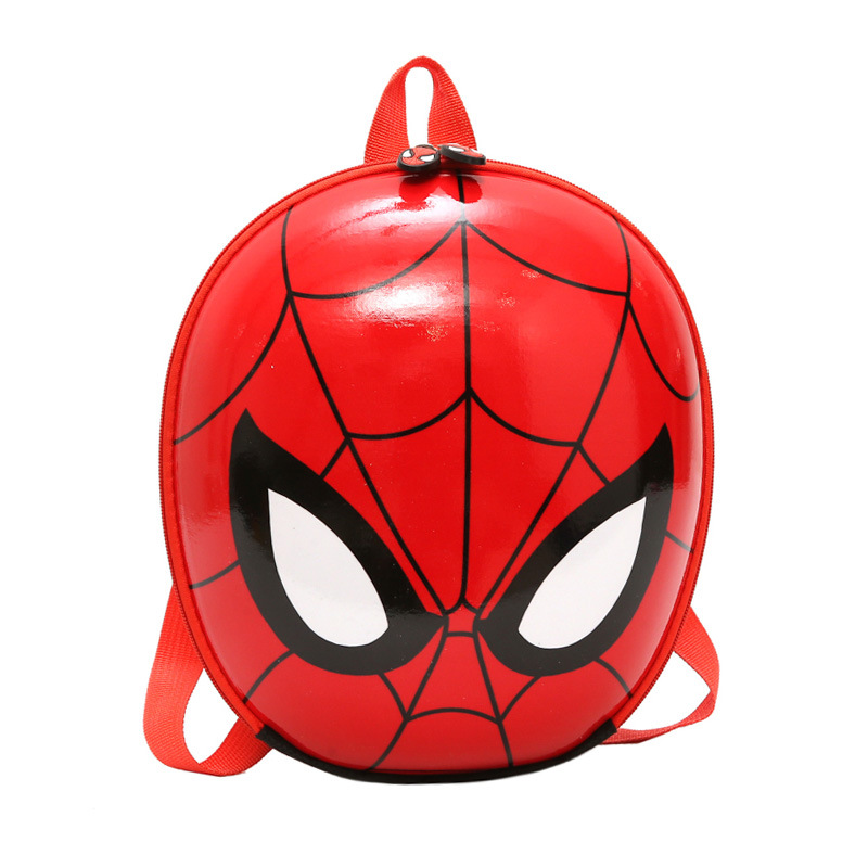 Cartoon Eggshell School Bag Baby Kids Spider Hard Shell Cute Backpack Purse Mini Backpacks For Girls Baby Bookbag Small Backpack
