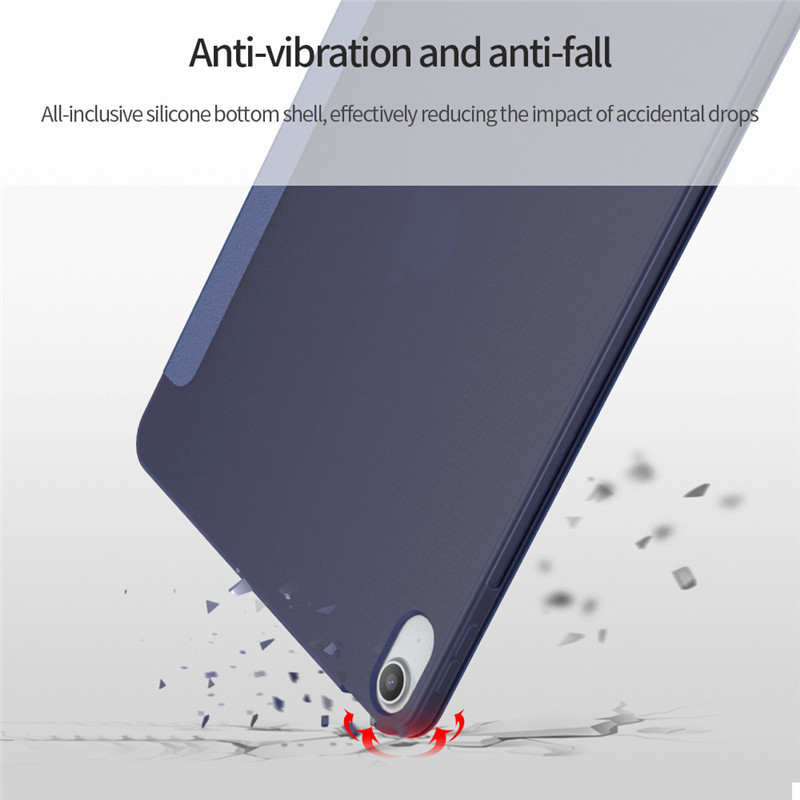 Air Smart 10.9-inch Air 2020 Funda Air For Case ipad for Stand Cover Case iPad ipad 4