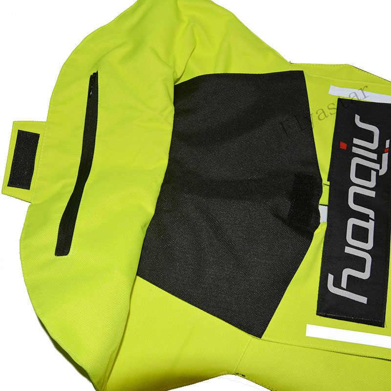 ใหม่ Moto รีไซเคิล Air-กระเป๋าเสื้อกั๊ก Moto Racing Professional AIR BAG Moto CROSS ป้องกันถุงลมนิรภัย