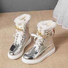Обувь на платформе; Зимние ботинки; Женские ботильоны шнуровке;