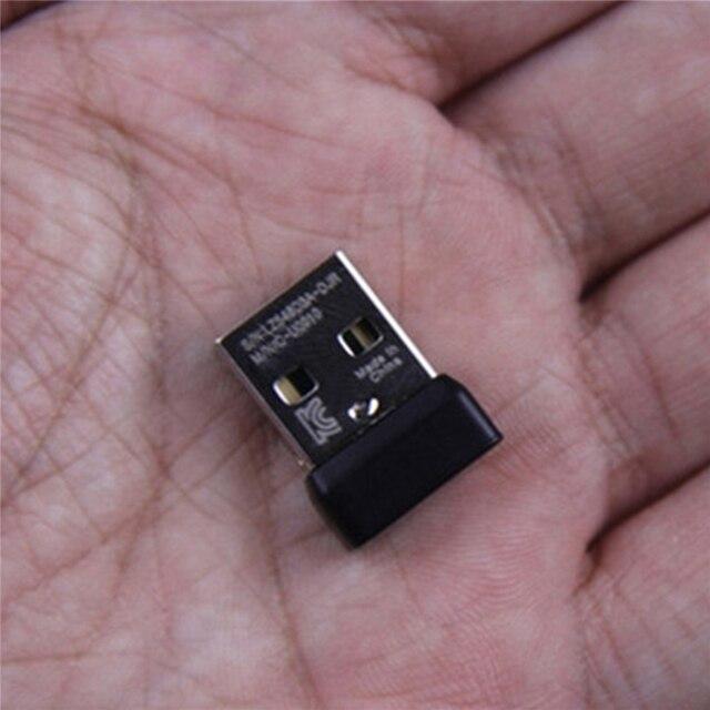 6Mm Không Dây Thống Nhất USB Adapter Cho Logitech M185 M950 M720 M325 M235 M705 MK710 MK520 MK330 Chuột Bàn Phím