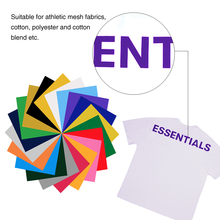 Smooth Thick Heat Transfer Vinyl Bundle Home Sticky Iron On