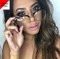 -1-1 5-2-2 5-3-3 5-4-4 5-5 0-5 5-6 0 классический близорукость очки Для женщин Мужская оптика  очки  металлическая оправа для очков