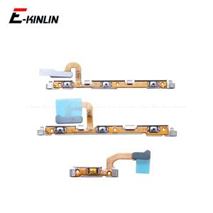 Power-Switch Volume-Button Samsung Flex-Cable Galaxy S10-Plus for S7-Edge S8 S9 On/off-Key